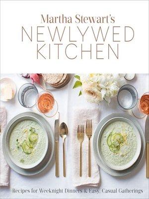 cover image of Martha Stewart's Newlywed Kitchen