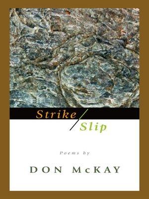 cover image of Strike/Slip