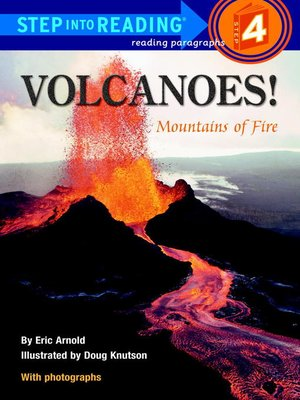 cover image of Volcanoes!