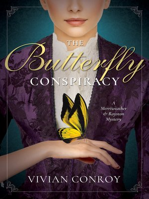 cover image of The Butterfly Conspiracy