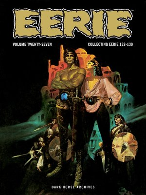 cover image of Eerie Archives Volume 27