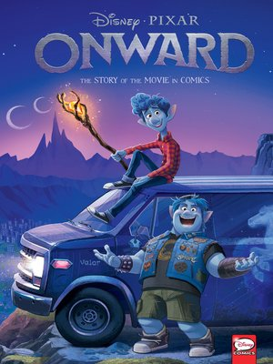 cover image of Disney/PIXAR Onward