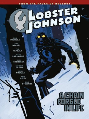 cover image of Lobster Johnson Volume 6