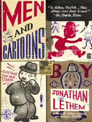 cover image of Men and Cartoons