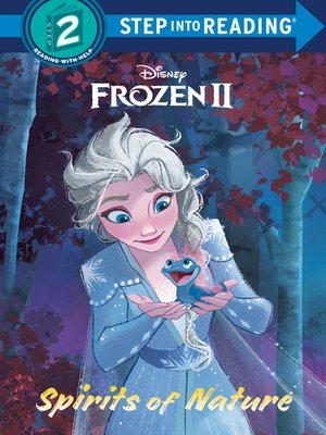 cover image of Spirits of Nature (Disney Frozen 2)