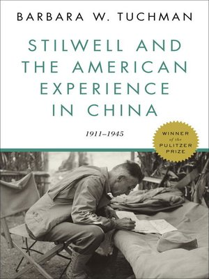 cover image of Stilwell and the American Experience in China