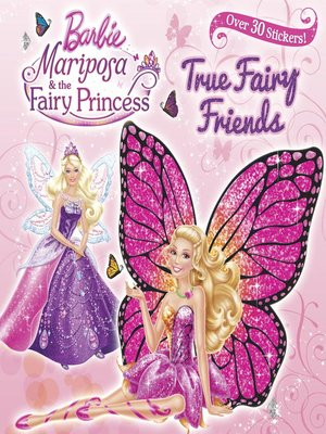 cover image of True Fairy Friends (Barbie)