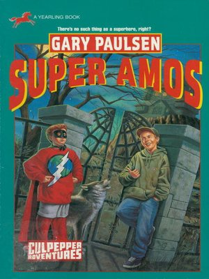 cover image of Super Amos