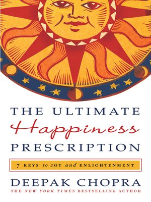 cover image of The Ultimate Happiness Prescription