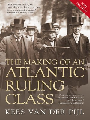cover image of The Making of an Atlantic Ruling Class