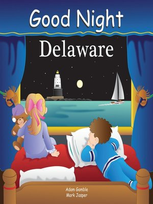 cover image of Good Night Delaware