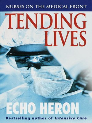 cover image of Tending Lives