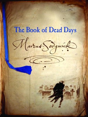 cover image of The Book of Dead Days
