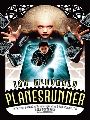 cover image of Planesrunner