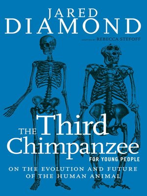 cover image of The Third Chimpanzee for Young People