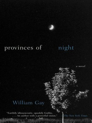 cover image of Provinces of Night