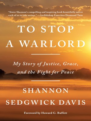 cover image of To Stop a Warlord