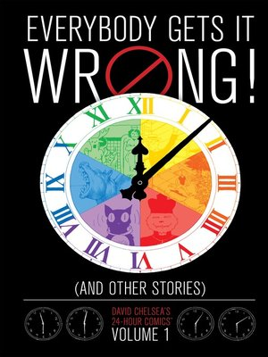 cover image of Everybody Gets It Wrong! and Other Stories