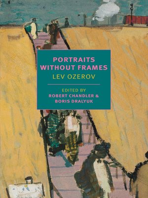 cover image of Portraits without Frames