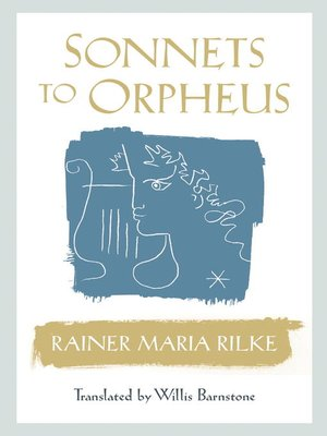 cover image of Sonnets to Orpheus