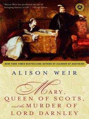 cover image of Mary, Queen of Scots, and the Murder of Lord Darnley
