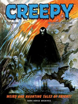 cover image of Creepy Archives, Volume 1