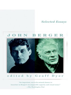 cover image of Selected Essays of John Berger