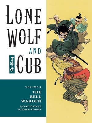 cover image of Lone Wolf and Cub, Volume 4