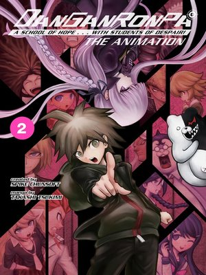 cover image of Danganronpa: The Animation, Volume 2