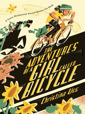 cover image of The Adventures of a Girl Called Bicycle