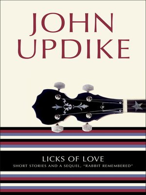 cover image of Licks of Love