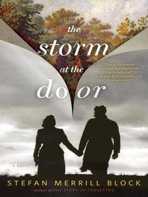 cover image of The Storm at the Door
