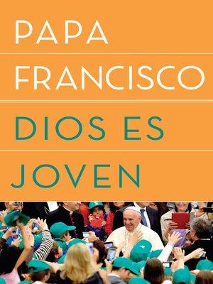 cover image of Dios es joven