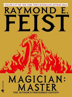 cover image of Magician: Master