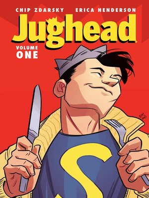 cover image of Jughead, Volume 1