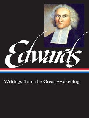 cover image of Jonathan Edwards