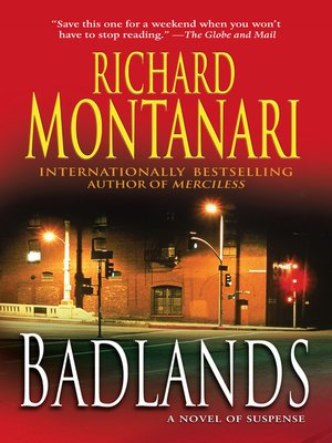 cover image of Badlands