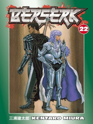 cover image of Berserk, Volume 22