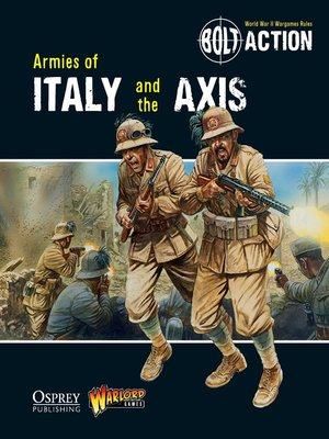 cover image of Armies of Italy and the Axis
