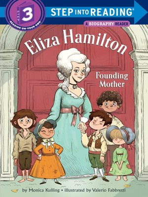 cover image of Eliza Hamilton