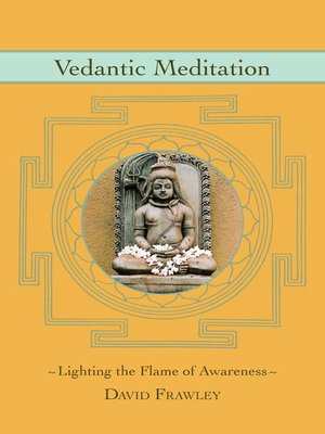cover image of Vedantic Meditation