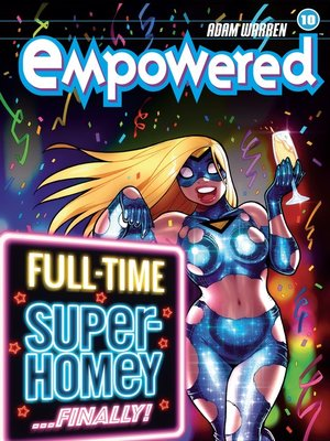 cover image of Empowered (2007), Volume 10
