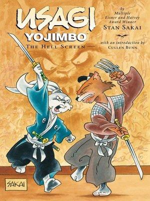cover image of Usagi Yojimbo (1987), Volume 31