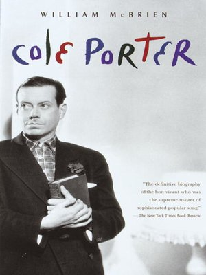 cover image of Cole Porter