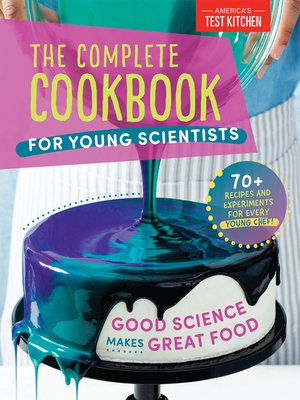cover image of The Complete Cookbook for Young Scientists