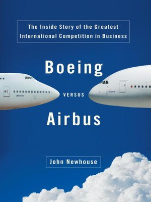 cover image of Boeing Versus Airbus
