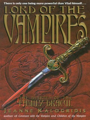 cover image of Lord of the Vampires
