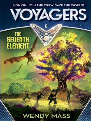 cover image of The Seventh Element