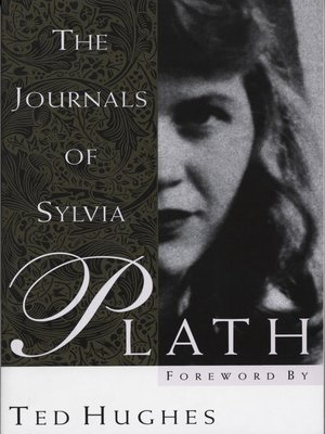 cover image of The Journals of Sylvia Plath