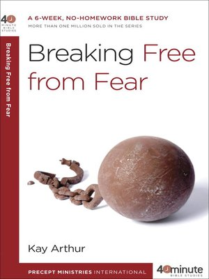 cover image of Breaking Free from Fear
